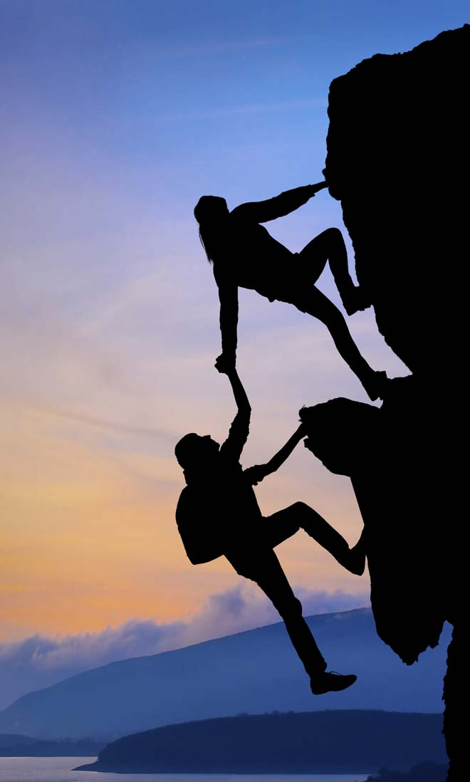 Climbers Vertical